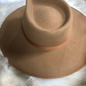 Accessories - Lack of Color Teak Rancher hat
